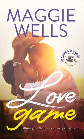LOVE GAME by Maggie Wells: Excerpt & Giveaway