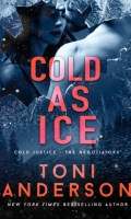 COLD AS ICE by Toni Anderson: Review