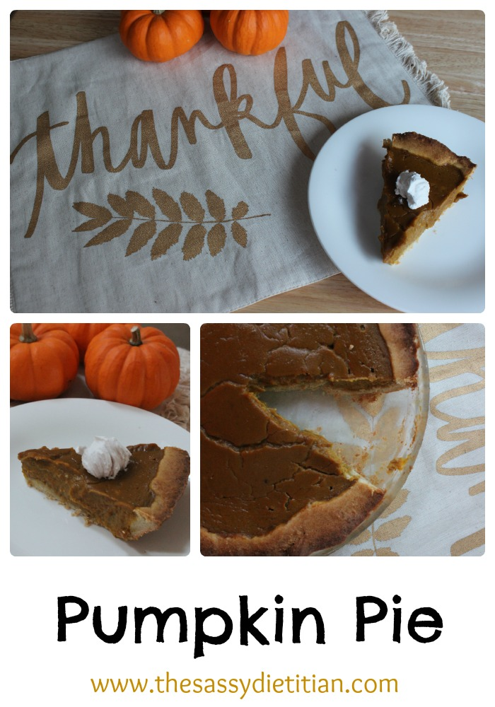 pumpkin pie