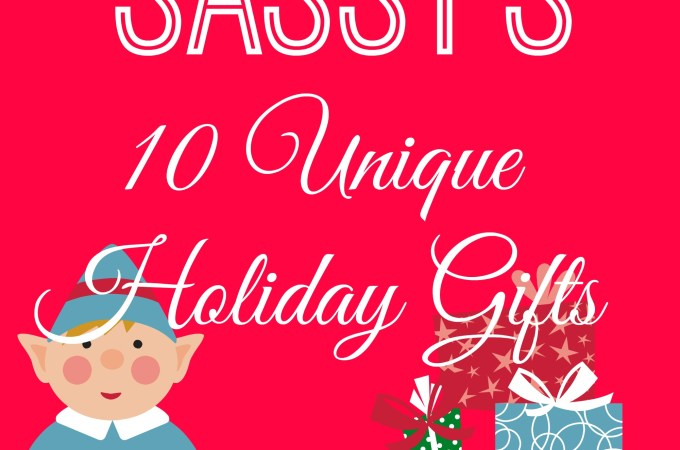 10 Unique Gifts for the Holidays