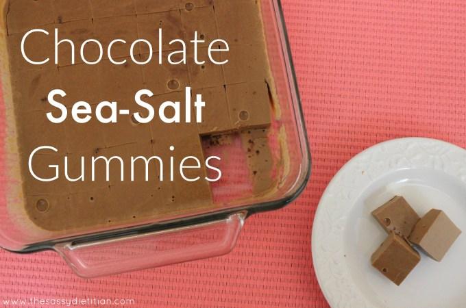 Chocolate Sea Salt Gummies