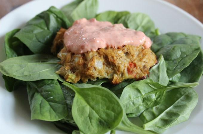 Maryland Crab Cakes (Gluten-Free)