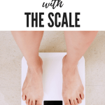 breaking up with the scale