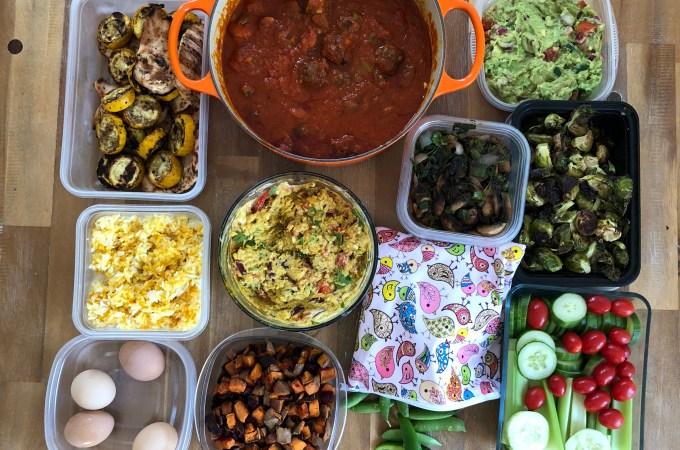 Summer Meal Prep: Tips, Tricks, & Essentials