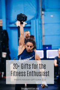 fitness holiday gift guide
