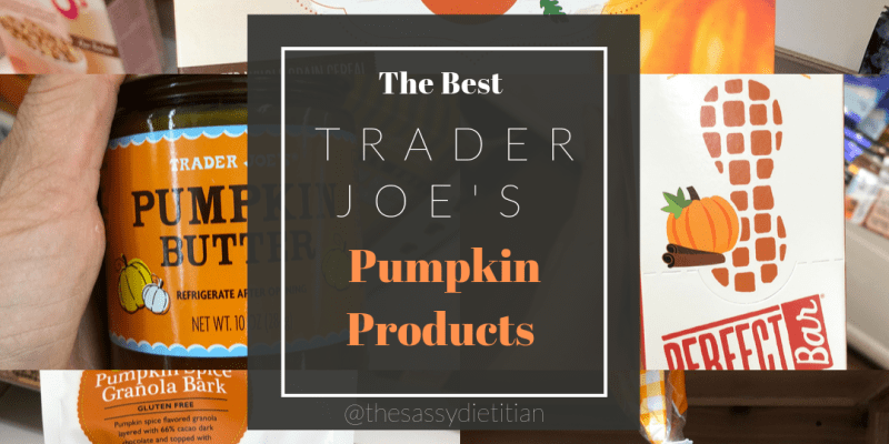 The Best Trader Joe's Pumpkin Products