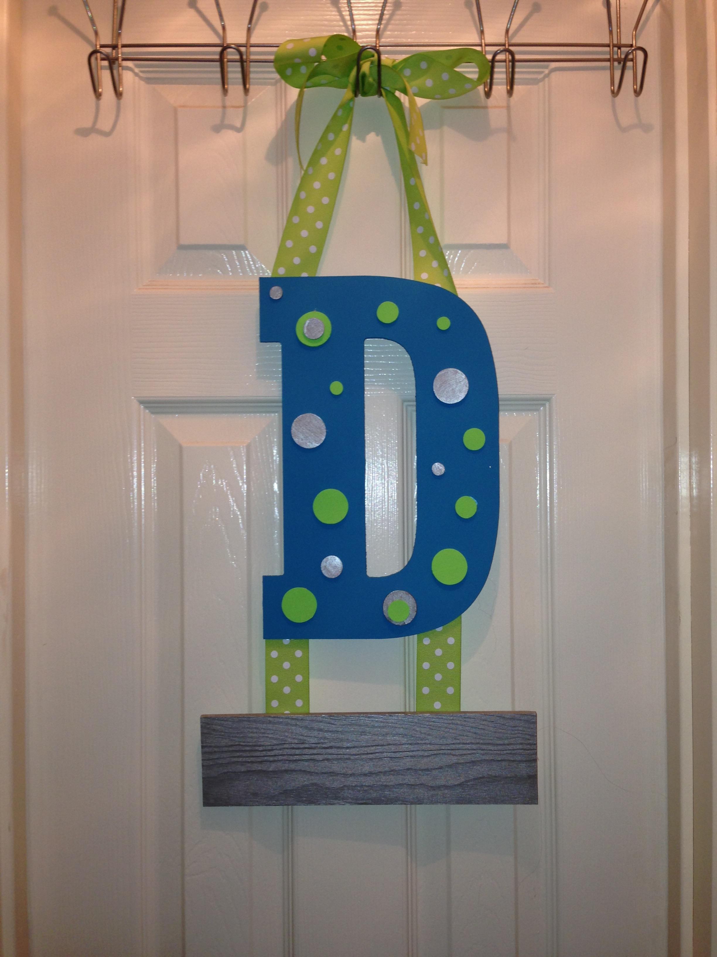Boy Hospital Door Hanger : hospital, hanger, Hangers, Hospital, Sassy, Southern
