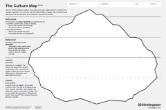 Making the invisible visible - using the culture map