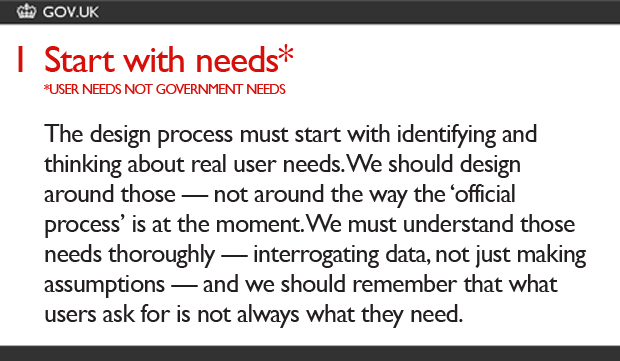 Walking in Tenant's Shoes - User Centred Design - The Satori Lab