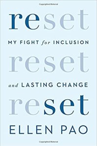 Reset by Ellen Pao cover