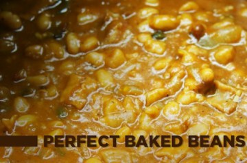 Perfect Baked Beans
