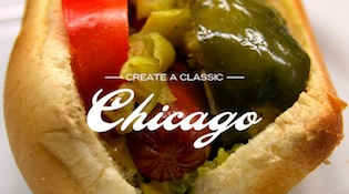 Classic Chicago Dog
