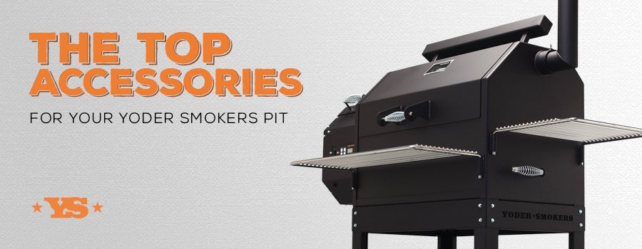 Yoder Smokers Top Accessories