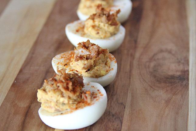 pulled-pork-deviled-eggs