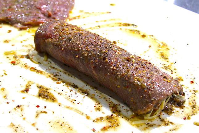 Tri-Tip Roulade -