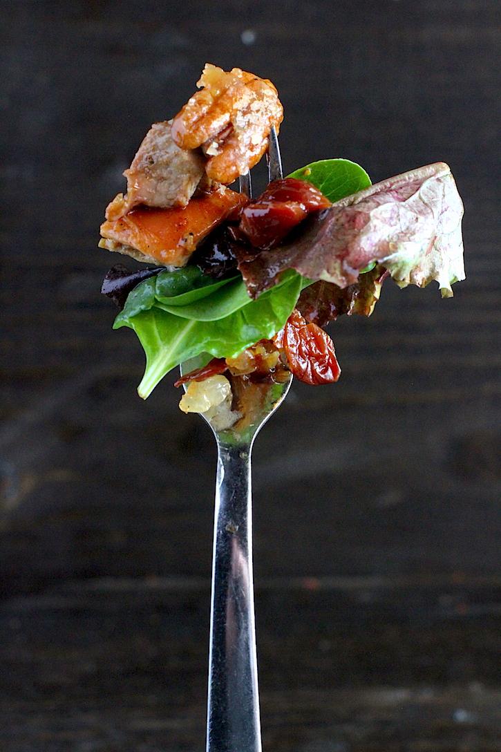 Pork Tenderloin Salad