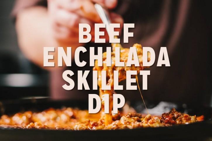 Beef Enchilada Skillet