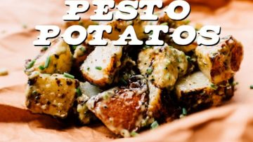 Pesto Potatoes Recipe
