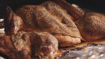 Spatchcock Smoked Turkey Recipe