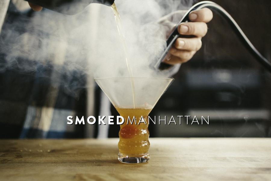 Smoked Manhattan Recipe