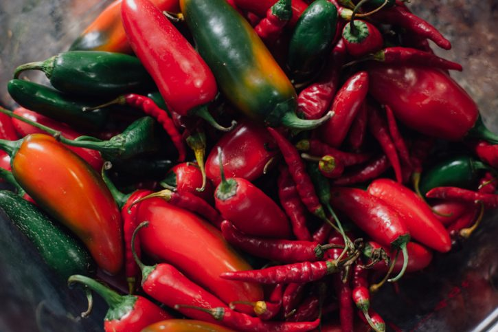 Pickled Hot Peppers Recipe