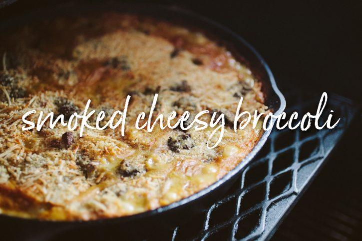 smoky cheese broccoli recipe