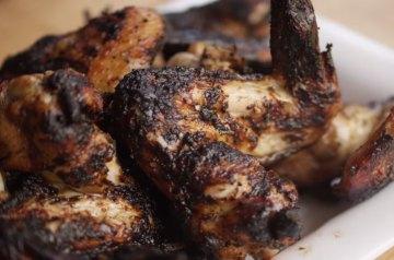 easy jerked chicken wing recipe