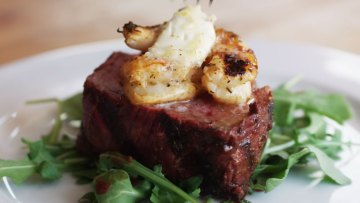 Reverse-Seared-Beef-Tenderloin-and-Grilled-Shrimp