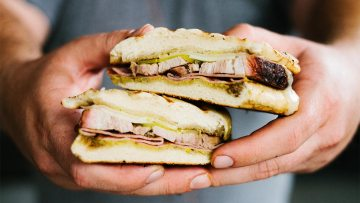 Mojo Pork Cubano Recipe