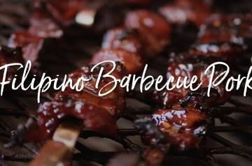 Filipino Barbecue Pork Recipe