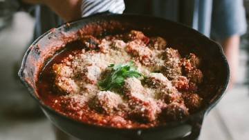 Meatballs and Marinara Recipe