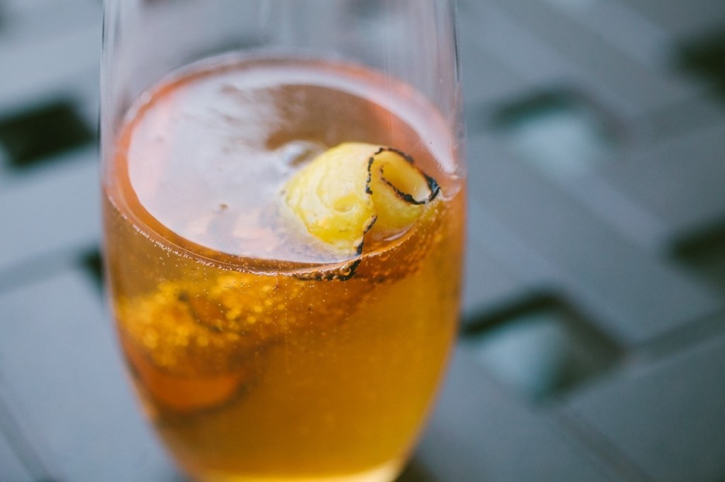 Seelbach Cocktail Recipe