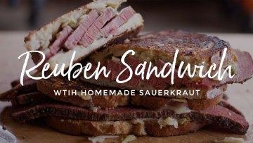 Pastrami Reuben Sandwich Recipe