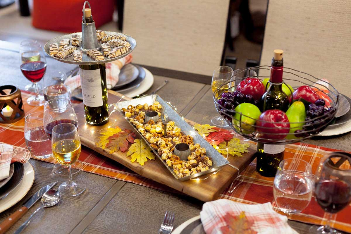 Tips for Decorating Your Thanksgiving Tables