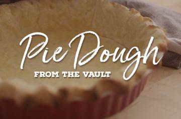 Pie Dough from Scratch
