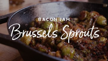Bacon Jam Brussels Sprouts Recipes