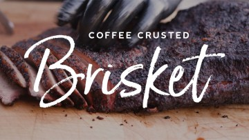 Coffee Crusted Brisket Recipe