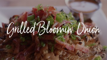 Grilled Bloomin Onion Recipe