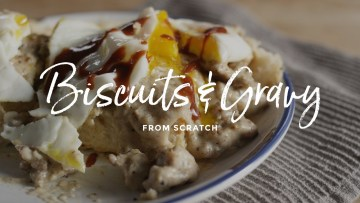 Biscuits & Gravy Recipe