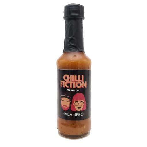 Chilli Fiction Habanero Sauce