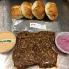 Mexicano Burger Take and Make Dinner Kit