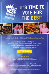 Best of Delaware 2018 Best Italian Food