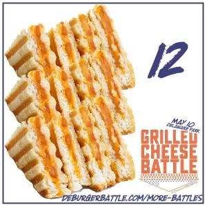 Grilled Cheese Battle 2018