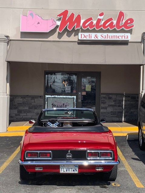 Diners Drive In and Dives Visits Maiale Deli in Wilminton Delaware 2019