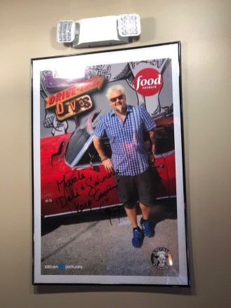 Guy Fieri visits Maiale Deli on Triple D 2019
