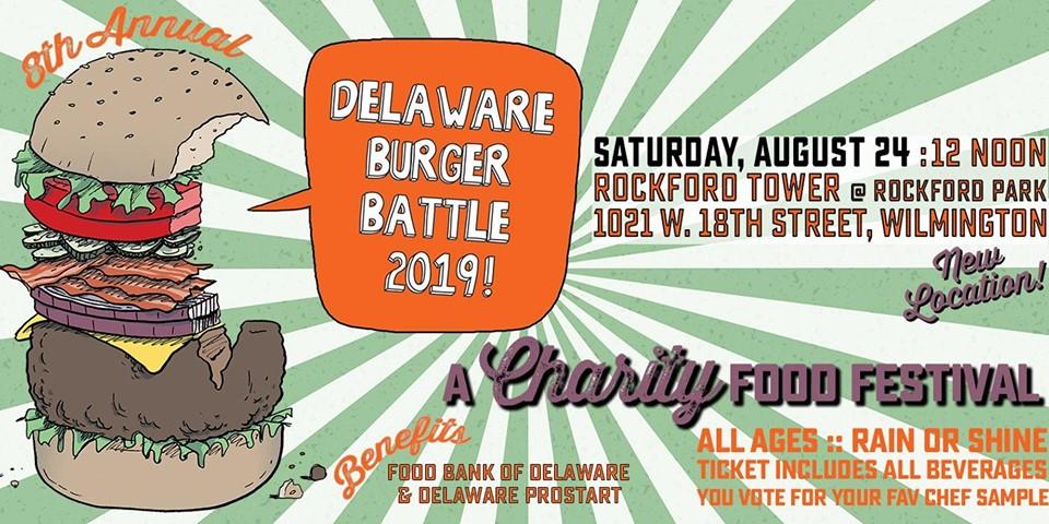 Delaware Burger Battle 2019