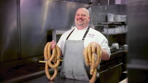 The Sausage King of Delaware on Triple D