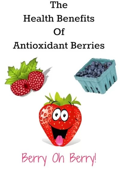 berry oh berry benefits