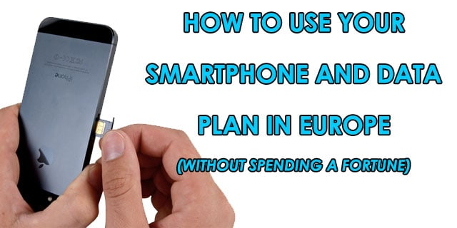 how to use smartphone