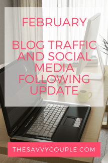 Hey $avvy Savages we hit our goal! We set out last month determined to hit 2,000 page views and we crushed it. Here is our new monthly update on our blog traffic and social media following.